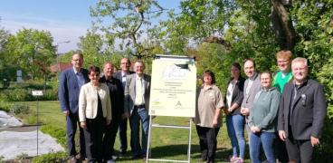 Ernennung CCOG für Obst & Garten in Biberach