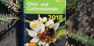 Für Sie notiert - Obst & Gartenkalender für LOGL-Mitglieder